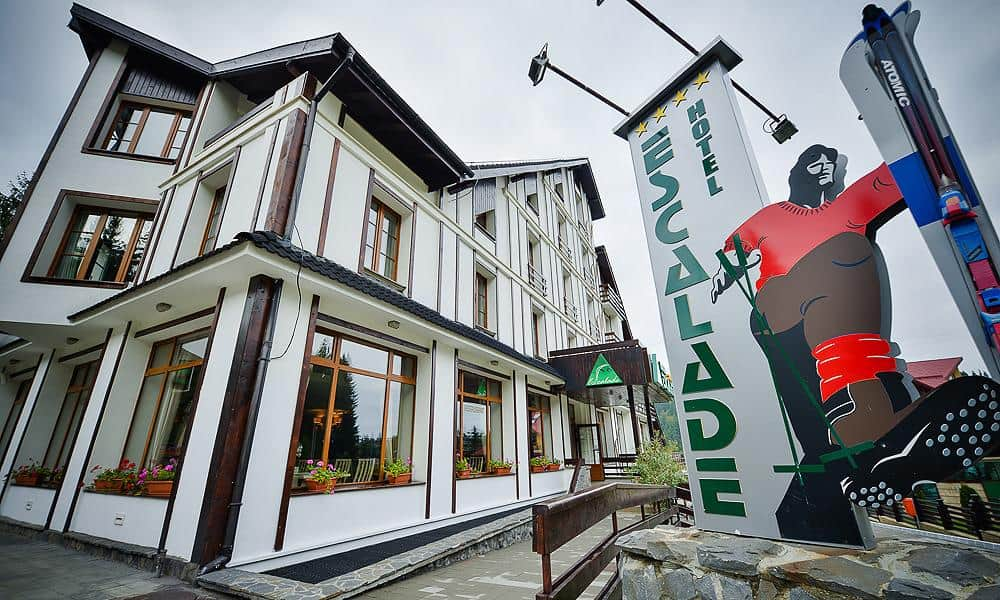 Poiana Brașov, Hotel Escalade
