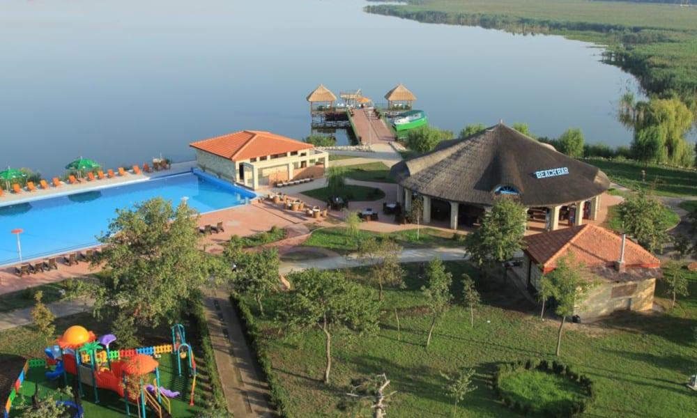 Delta Dunării, Hotel Puflene Resort