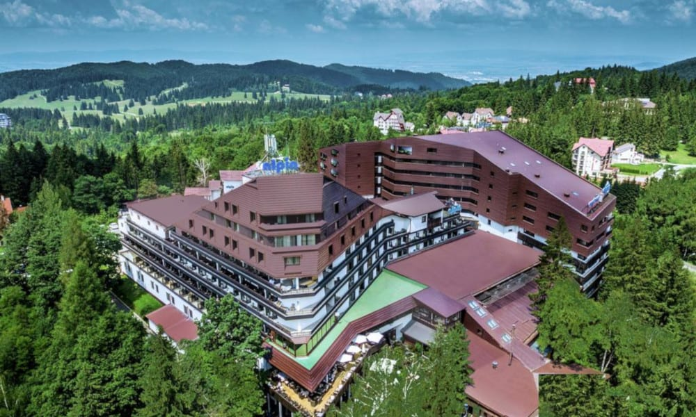Poiana Brașov, Hotel Alpin