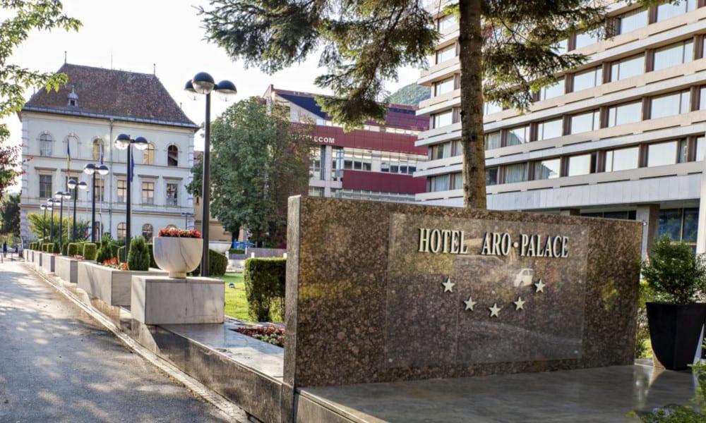 Brașov, Hotel Aro Palace