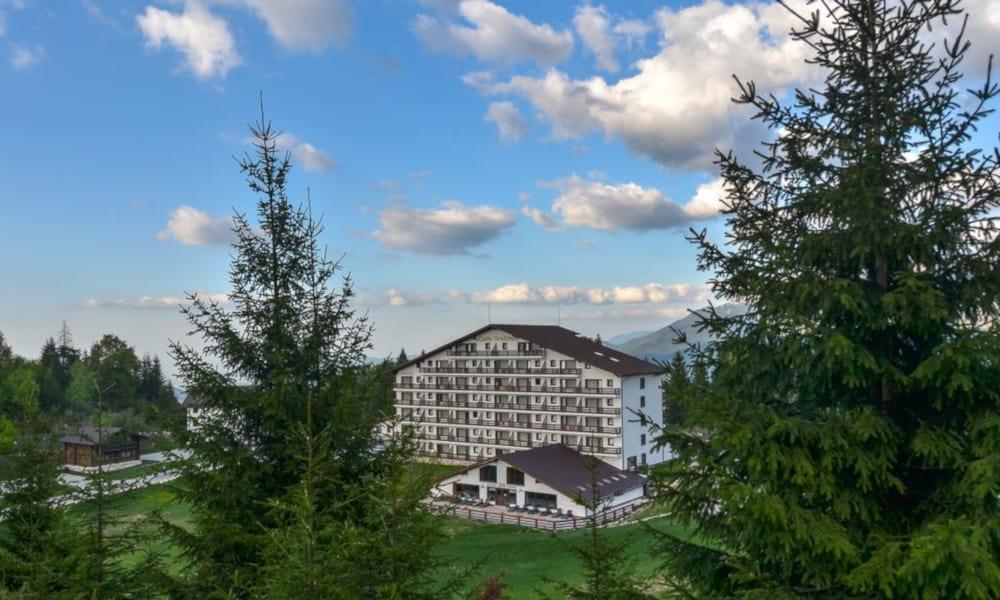 Fundata, Cheile Grădiștei Fundata Resort & Spa