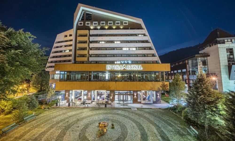 Sinaia, Hotel Internațional