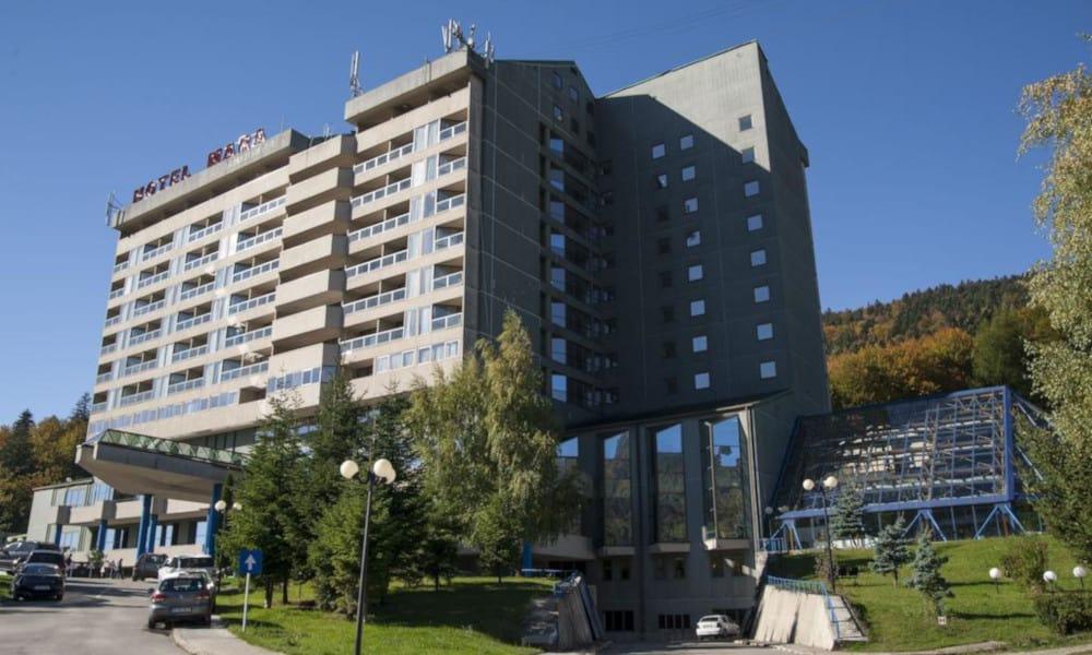 Sinaia, Hotel Mara