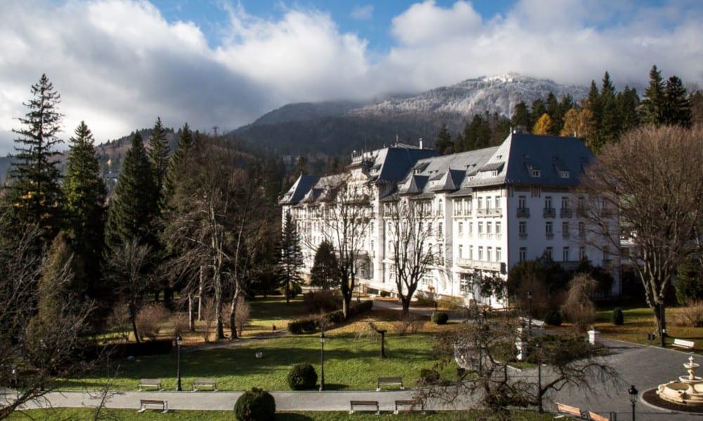 Sinaia, Hotel Palace