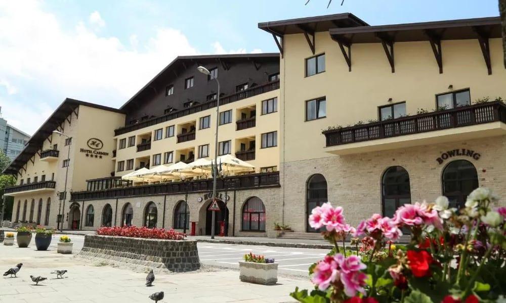 Predeal, Hotel Carmen