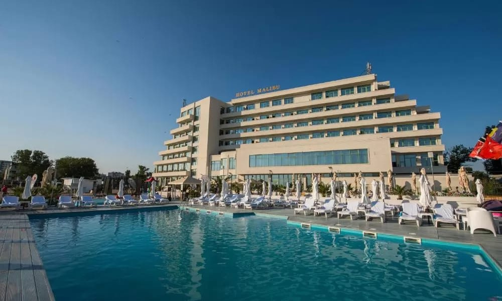 Mamaia, Hotel Malibu