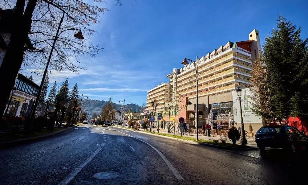 Sinaia, Hotel Rina Sinaia