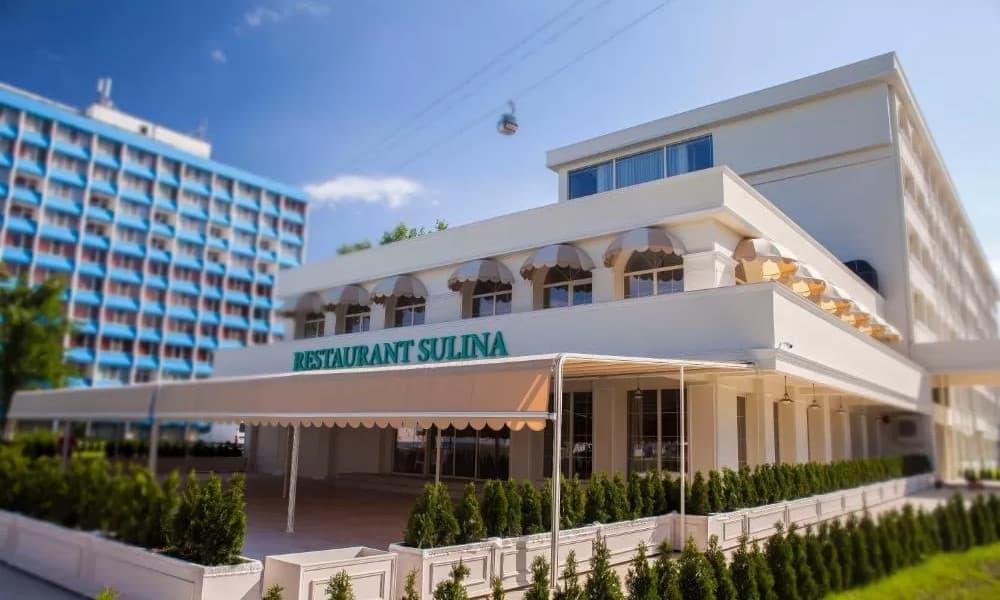 Mamaia, Hotel Sulina Internațional