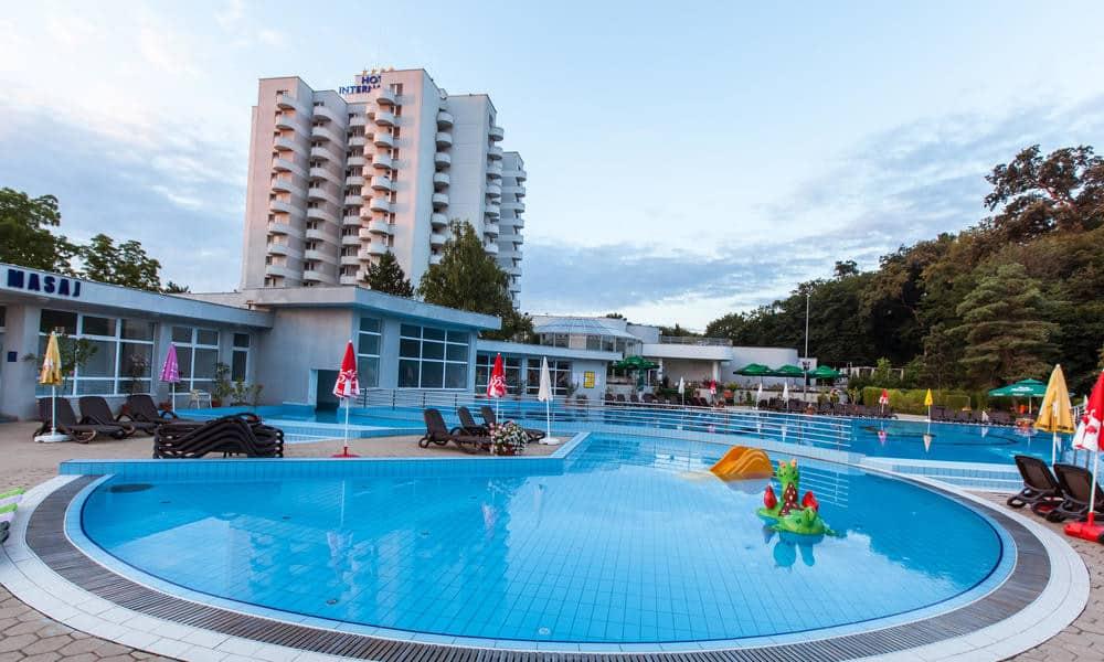 Băile Felix, Hotel Internațional