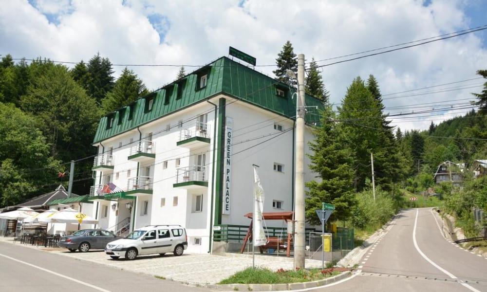 Sinaia, Hotel Green Palace