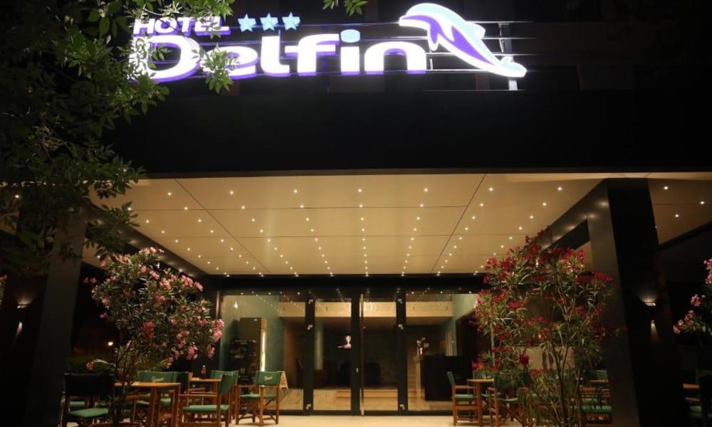 Mamaia, Hotel Delfin